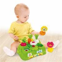 Bebek Renkli Bahçe