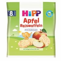 Organic with Rice Apple Baby Snack 30 g