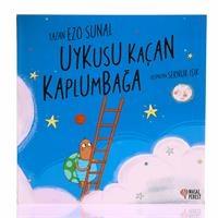 Uykusu Kaçan Kaplumbağa - Turkish Short Story Book