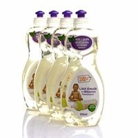Pacifier Baby Bottle Liquid Cleaner Pay for 3 and Get 4