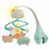 Sweet Cloud Cot Musical Mobile 0 M+
