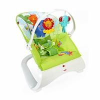 Rainforest Modern Baby Bouncer Chair
