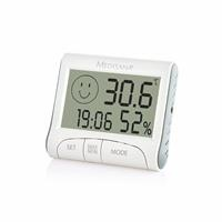 Digital Thermometer Moisture Display