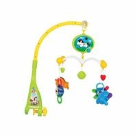 Baby Battery Mobile Green