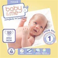 Newborn Baby Diaper 2-5 kg 50 pcs