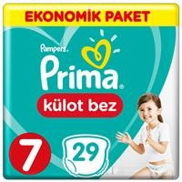 Baby Diaper Pants Size 7 XXL Economic Pack 17+ kg 29 pcs