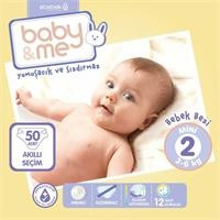 Mini 2 Baby Diaper 3-6 kg 50 pcs