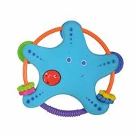 Baby Mirror Rattle Toy