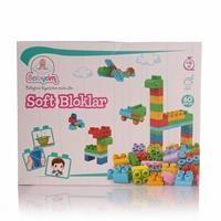 Soft Blok Seti 60 Parça