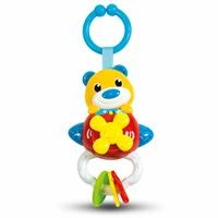 Baby Bear Electronic Rattle