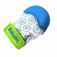Glove Baby Teether Blue