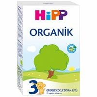 3 Organic Baby Follow-on Milk 300 g