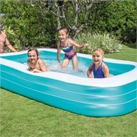 Rectangular Party Pool 305x183x56 cm