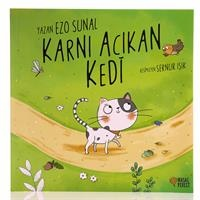 Karnı Acıkan Kedi - Turkish Short Story Book