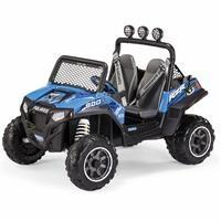 Polaris Ranger RZR 900 Blue Battery-Powered Car