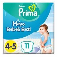 Mayo Bebek Bezi 4 Beden Maxi Tekli Paket 11 Adet 9-15 kg