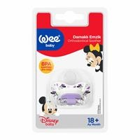 Disney Patterned Orthodontical Soother No: 3