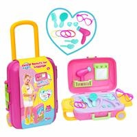 Candy & Ken Beauty Set Suitcase
