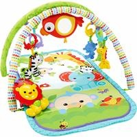 Rainforest Friends 3-in-1 Musical Activity Gym
