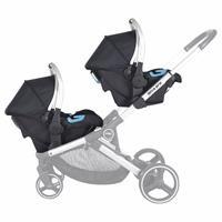 Ibiza 0-13 kg Infant Carrier - Black