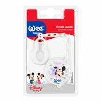 Disney Patterned Baby Soother Chain