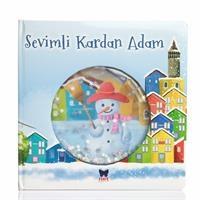 Bebek Gelişim Kitabı - Sevimli Kardan Adam