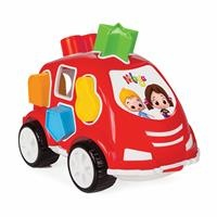 Educational Shape Sorter Car Toy