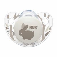 Trendline Silicone Baby Pacifier 0-6 Months 1 pcs