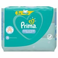 Fresh Wet Wipes 3x53 pcs
