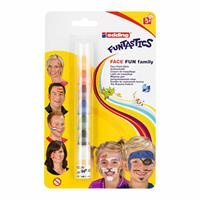 Funtastics Face Paint Pen Single Blister