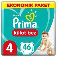Baby Panty Diaper Size 4 Maxi Economic Pack 9-15 kg 46 pcs