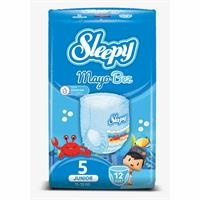 Swim Baby Diaper Junior 5 Size 12 pcs