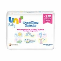 Play&Learn Baby Wet Towel Wipes 3x52 pcs