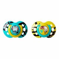 Fun Pacifier 6-18 Months Double