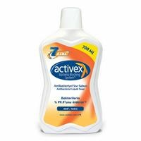 Antibacterial Liquid Soap Active 700 ml Orange