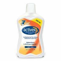 Antibakteriyel Sıvı Sabun Aktif 700 ml Turuncu
