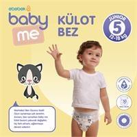 Külot Bez Junior 5 Numara 12-18 kg 50 adet