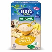 with Organic Wheat Oats Banana 200 g