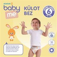 Panty Baby Diaper XLarge 6 size 16+ kg 50 pcs