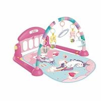 Play Mat with Piano - Pink