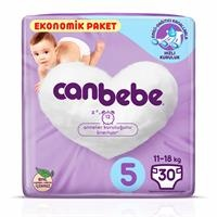 Size 5 Junior Baby Diaper Eco-Pack 11-18 kg 30 pcs