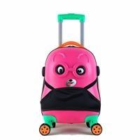 Kids Suitcase Pink