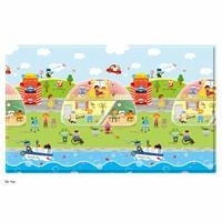 Comflor Robot City Baby Play Mat 210x140 cm