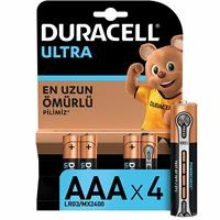 Alkaline AAA Turbo Battery 4 Pieces