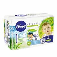 Naturel Baby Panty Diaper Maxi 4 Size 30 pcs
