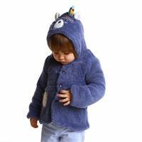 Bebek Kampçı Ayı Wesoft Hırka