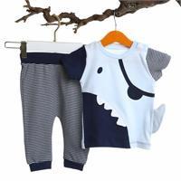 Marine Baby Short & T-shirt Set