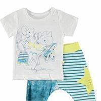 Baby Tshirt Set 2 pieces