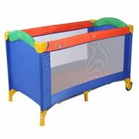 Basic Portable Foldable Travel Game Baby Carry Park Bed