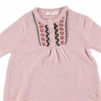 Jakarlı Bebek Elbise